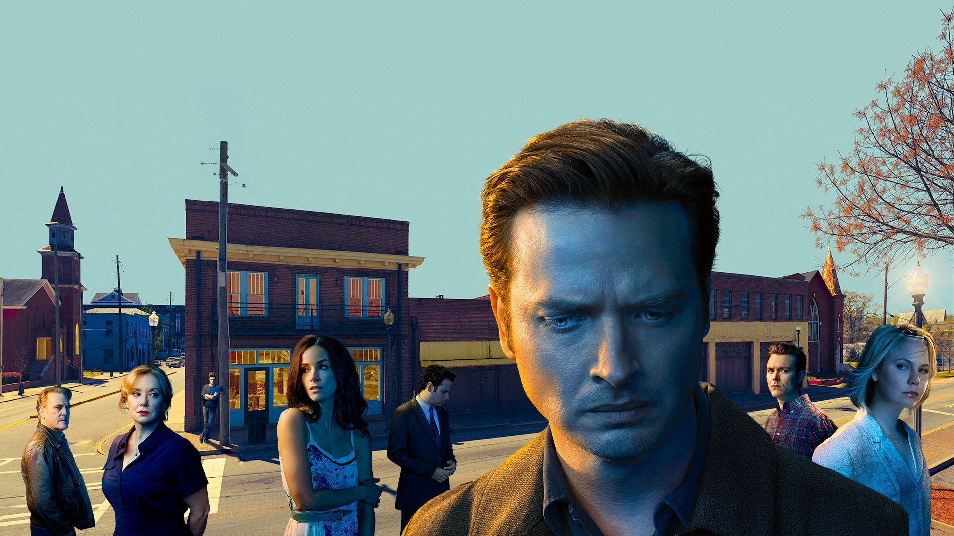 Rectify Soundtrack