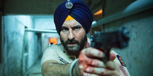 Sacred Games Soundtrack