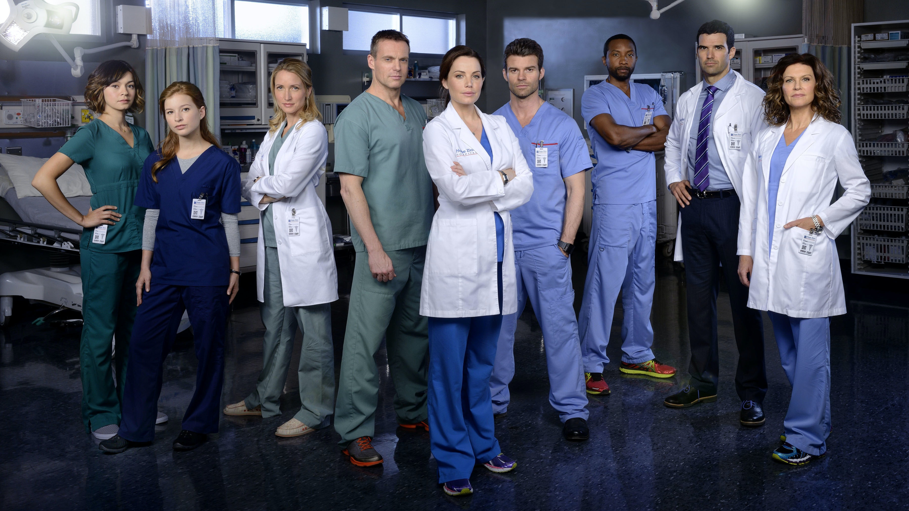 Saving Hope Soundtrack