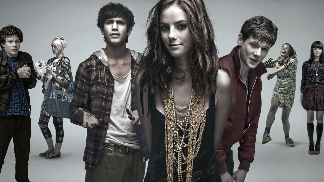 Skins (UK) Soundtrack