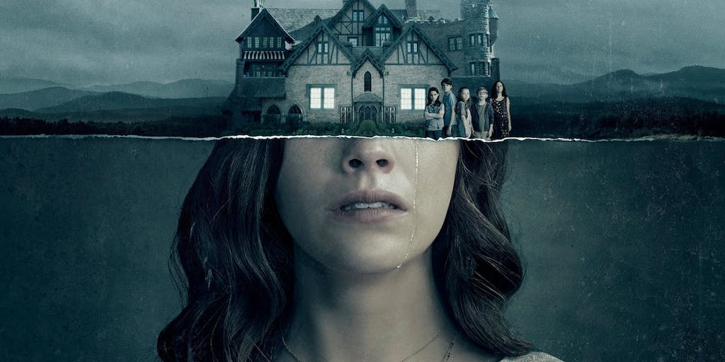 critique, avis, revue, review, netflix, haunting of hill house, folle blogueuse, castle rock