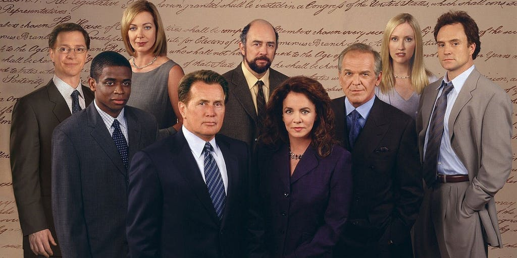 When good tv goes bad: how the west wing went south | television.