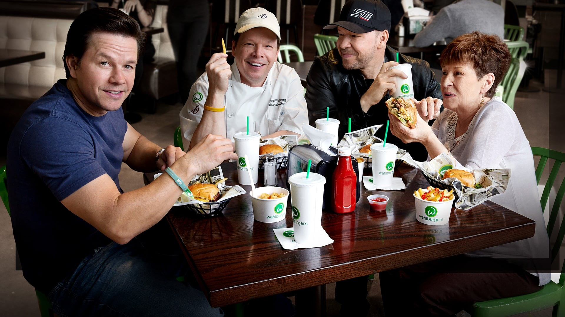 Wahlburgers Soundtrack