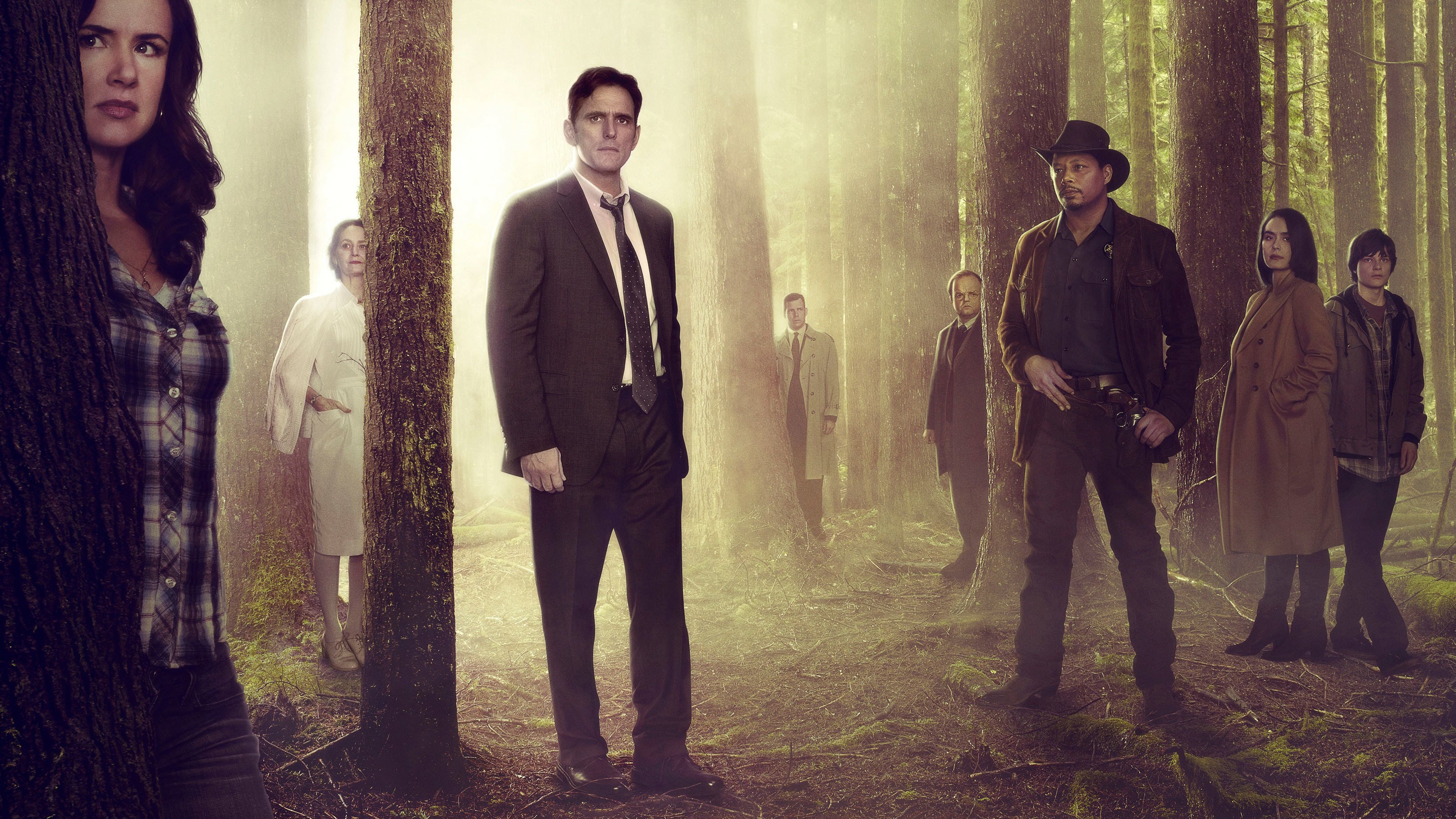 Wayward Pines Soundtrack