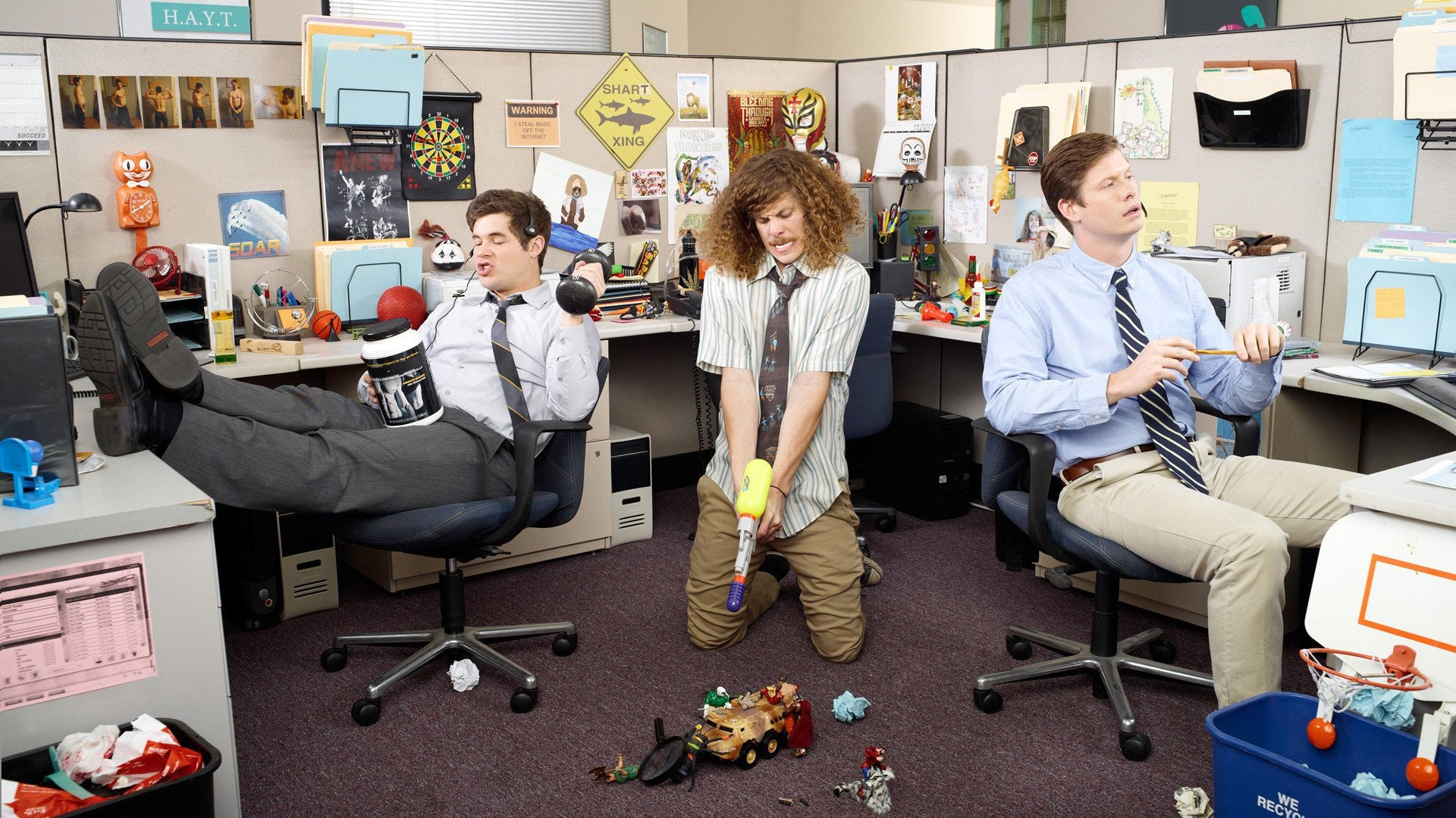 Workaholics Soundtrack